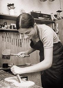 4th Generation: Ruth Ulrike Brückner (1962)