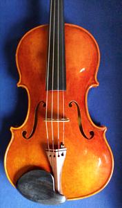Violin Maker Brückner Erfurt/Germany - Our own model